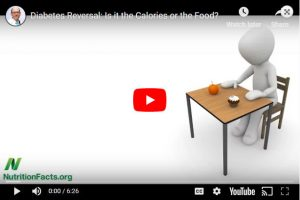 Diabetes Reversal - Is it the Calories or the Food