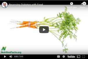 Reversing Diabetes with Food